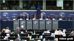 Comisia LIBE, Strasbourg, 1 octombrie 2018.