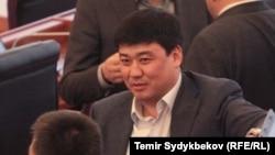 Бакыт Торобаев, лидер партии «Онугуу-Прогресс», депутат парламента Кыргызстана.