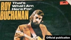 Detaliu de pe albumul That's What I Am Here For, Roy Buchanan, 1874.