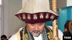 Амантай-кажи Асылбек, лидер движения «Аттан Казахстан».
