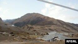 Нура айылы жер титирөөдөн кийин, 7-октябрь, 2008-жыл