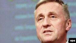 Премьер-министр Чехии Мирек Тополанек - теперь уже бывший