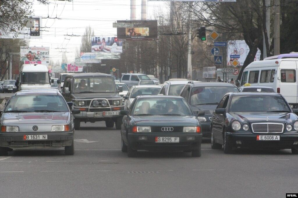 Used Cars In Kyrgyzstan