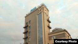 Офис государственной компании РЖД