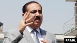 مجتبی پتنگ وزیر پیشین امور داخله افغانستان