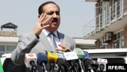 غلام مجتبی پتنگ وزیر امور داخله پیشین افغانستان