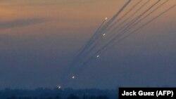 Baraj antirachete israelian