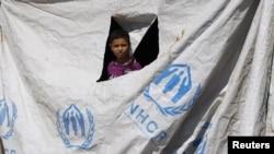 Jedan od izbegličkih kampova sa sirijskim izbeglicama