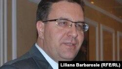 Один из претендентов на пост президента Молдавии Мариан Лупу