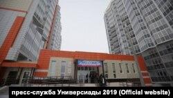 Один из кампусов Сибирского федерального университета в Красноярске
