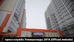 Один из кампусов СФУ в Красноярске