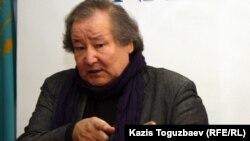 Театр режиссері Болат Атабаев. Алматы, 13 қаңтар 2012 жыл.