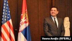Sporni ministar odbrane: Aleksandar Vulin