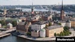 Стокгольм (иллюстративное фото)