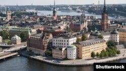 Pamje e Stokholmit