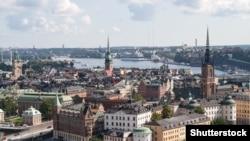 Pamje nga Stokholmi