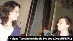 Вікторія Лук'янець і Маріанна Гумецька