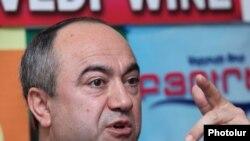 Председатель Совета гражданской службы Армении Манвел Бадалян