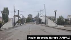 мостот на Ибар, Митровица