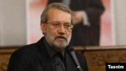 Спикер парламента Ирана Али Лариджани.