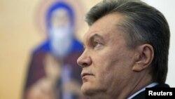 Виктор Янукович, президент Украины.