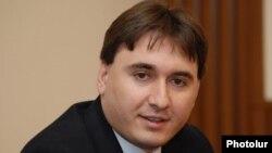 Бывший вице-премьер, бывший секретарь Совета национальной безопасности Армен Геворкян (архив)