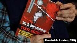 Кніга Віла Міразянава, у якой навуковец распавядае пра стварэньне хімічнай зброі ў СССР і Расеі