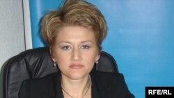 Косовскиот министер за трговија Мимоза Кусари-Лила