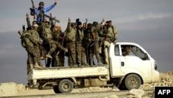 Upravo kurdske snage Erdogan smatra prijetnjom iako se one bore protiv takozvane Islamske države