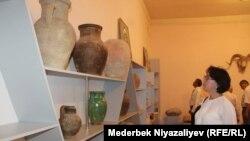 Баткендеги музей. 29-июнь, 2018-жыл.
