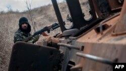 Сепаратист на Донбасі, ілюстраційне фото