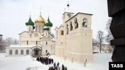 Суздаль, Спасо-Ефимиев монастырь