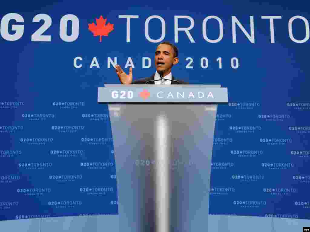 Američki predsjednik Barack Obama