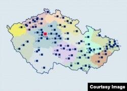 Промышленные зоны Чешской Республики