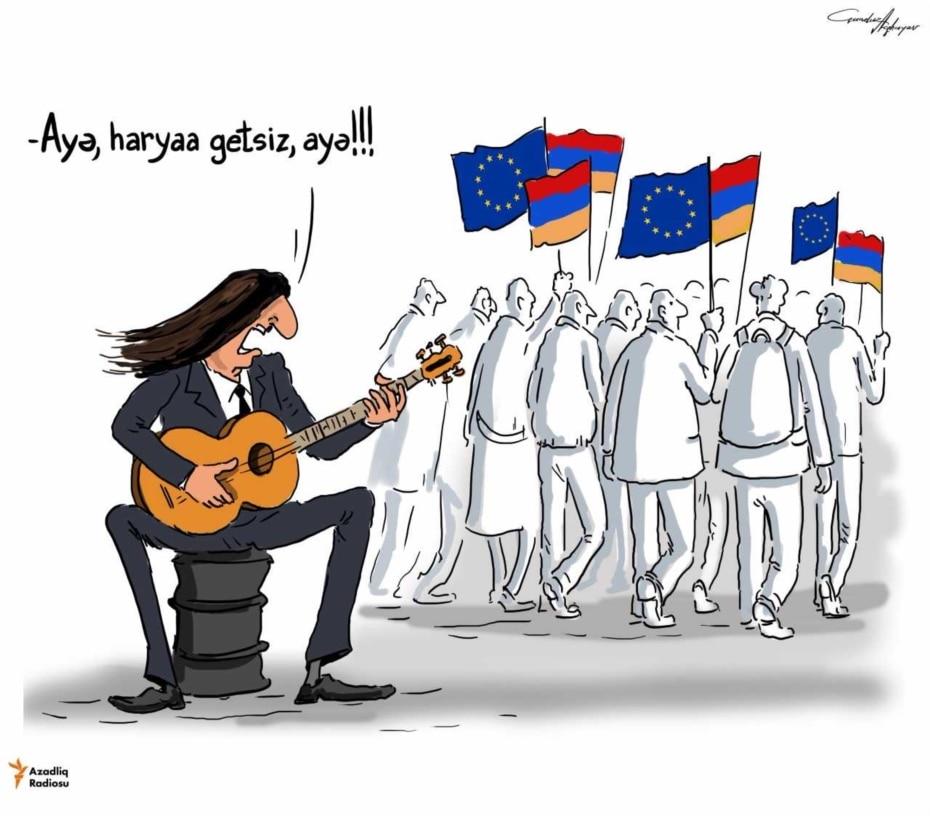 Ayə, harya getsiz, ayə!!!