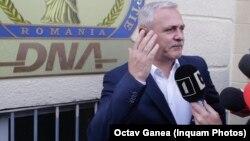 Liviu Dragnea spune că săptămâna viitoare CEx al PSD decide soarta lui Tudorel Toader