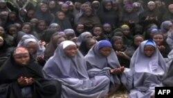 Jedan od ranijih video snimaka otetih dvjevojčica Boko Harama, iz 2014. godine