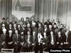 Беренче корылтайны оештыручылар, Камал театры, 17-18 февраль 1989