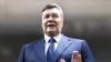 Ousted Ukrainian President Viktor Yanukovych (file photo)