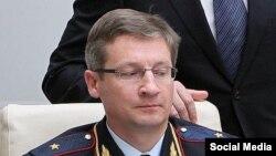 Глава МВД по Татарстану Артём Хохорин