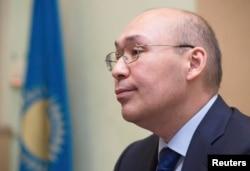 Қайрат Келімбетов, Ұлттық банк төрағасы. Алматы, 11 ақпан 2013 жыл