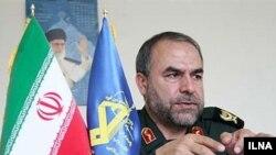 یدالله جوانی، رییس اداره سیاسی سپاه