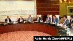 اجتماع وزارة التخطيط وهيئة الاحصاء في اقليم كردستان