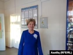 Очрашуларны оештыручы Гүзәлия Габдикова-Камалова