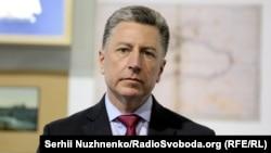 Курт Волкер, спецпредставитель США по Украине.