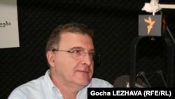 Эксперт по вопросам Кавказа Мамука Арешидзе