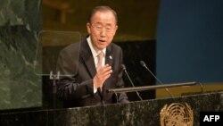 Генсекретар ООН Пан Ґі Мун