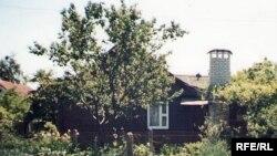 Дом Ірыны Сьмярновай у цэнтры Берасьця
