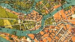 Карта Петроградской стороны