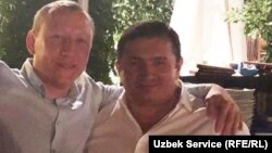 Равшан Мухиддинов и Надир Салифов.